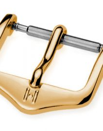 Standard buckle - gold plated